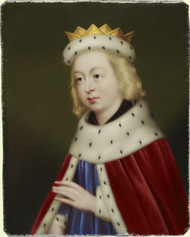 A young King Edward V