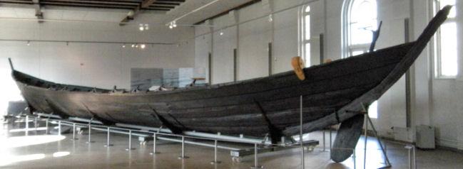 Anglo-Saxon Boats