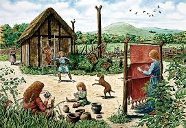 Anglo-Saxon Children