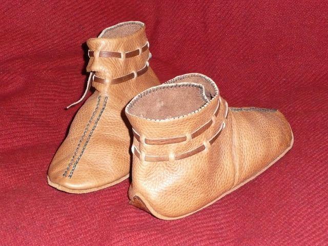 Anglo-Saxon Footwear