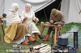 Anglo-Saxon Women Daily Life