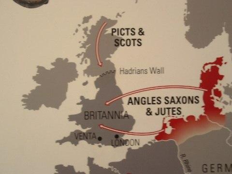 Anglo-Saxon and Viking Invasion