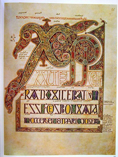 Anglo Saxon art