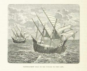 Bartholomeu Dias Ship