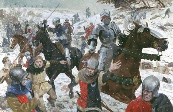 Battle of Ludford Bridge, 1459