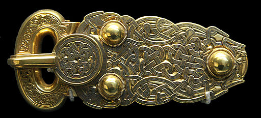 Belt Buckle from Anglo Saxon Era