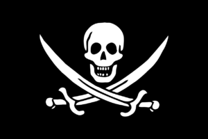 Pirate Flag of Jack Rackham