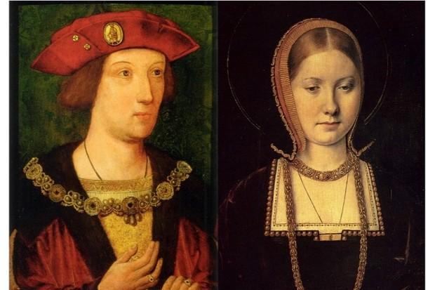 Catherine of Aragon and Arthur