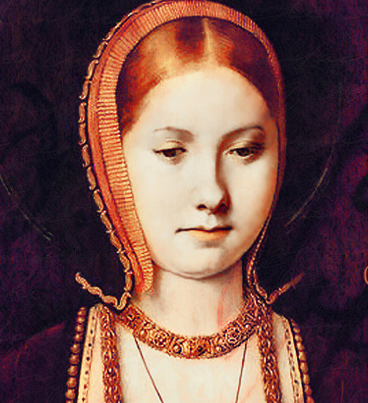 Catherine of Aragon Portrait