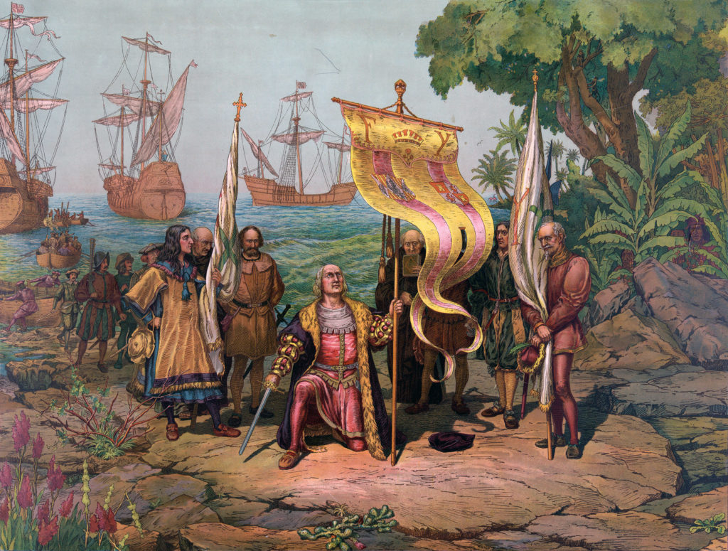 Christopher Columbus 1492 Short Biography