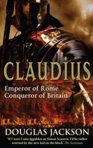 Claudius-by-Douglas-Jackson