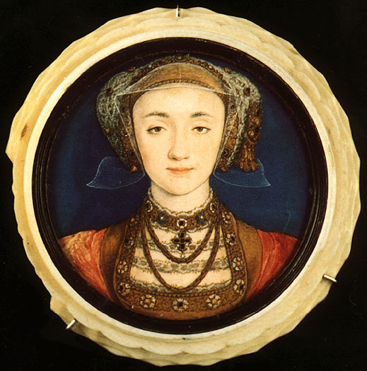Anne of Cleves fourth wife of Henry