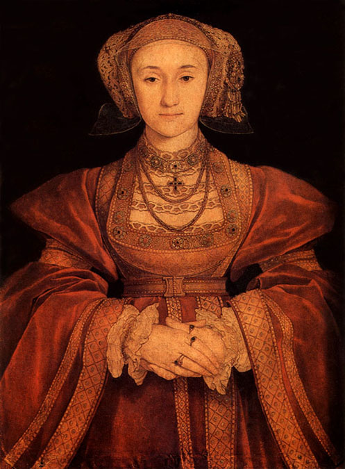 Anne of Cleves Portrait