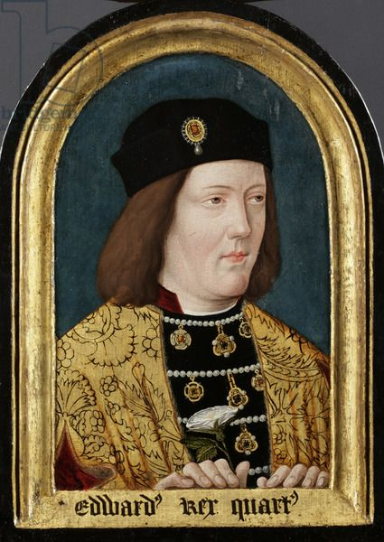 Edward IV of England (1442-1483)