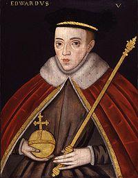 Edward V (1470-1483)