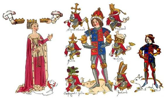 Edward of Middleham, Son of Richard III and Anne Neville