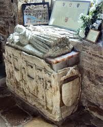 Effigy of Edward of Middleham at Sheriff Hutton