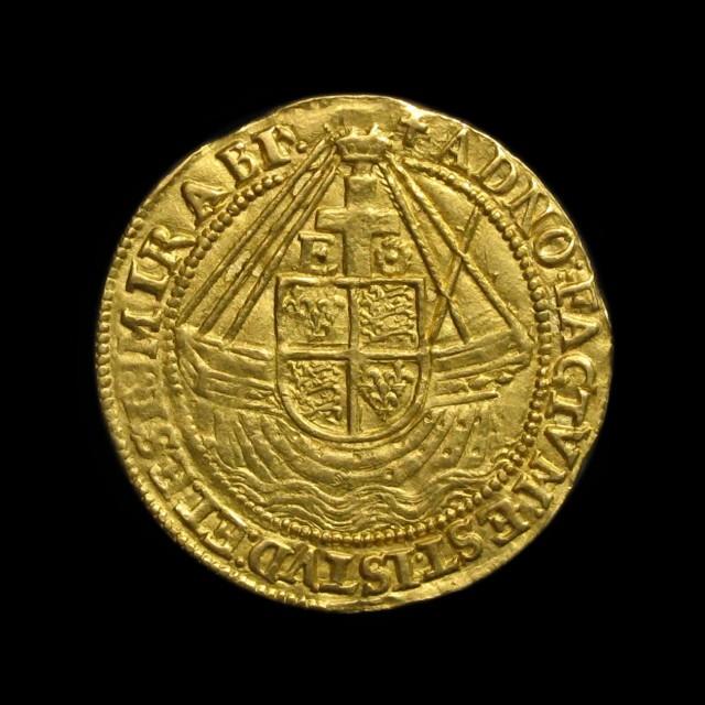 Elizabethan Angel Coin