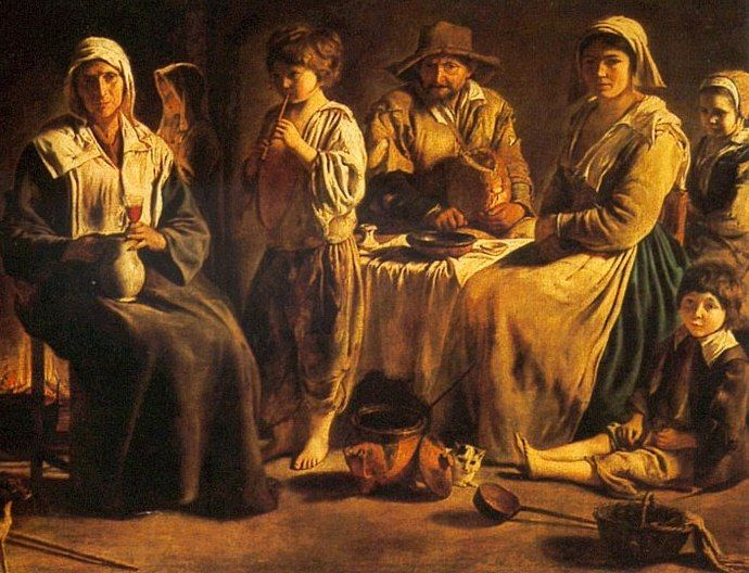 Elizabethan Peasants