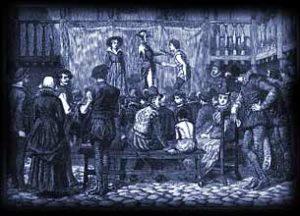 Elizabethan Theatre Actors
