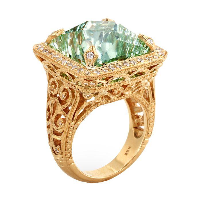 Elizabethan era rings
