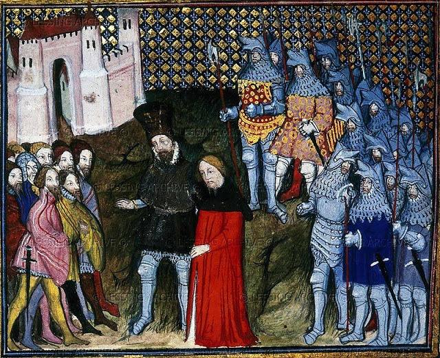 Epiphany Rising - Revolt against Henry IV