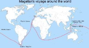 Ferdinand Magellan Voyage