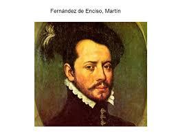 Martin Fernández de Enciso-