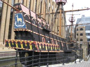 Francis Drake Ship