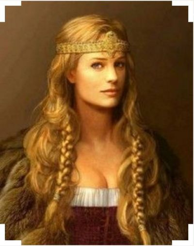 Friday Goddess, Frigg