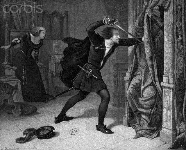 Hamlet scene