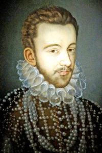 King Henri III