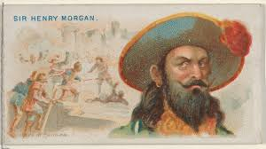 Henry Morgan Famous Pirate