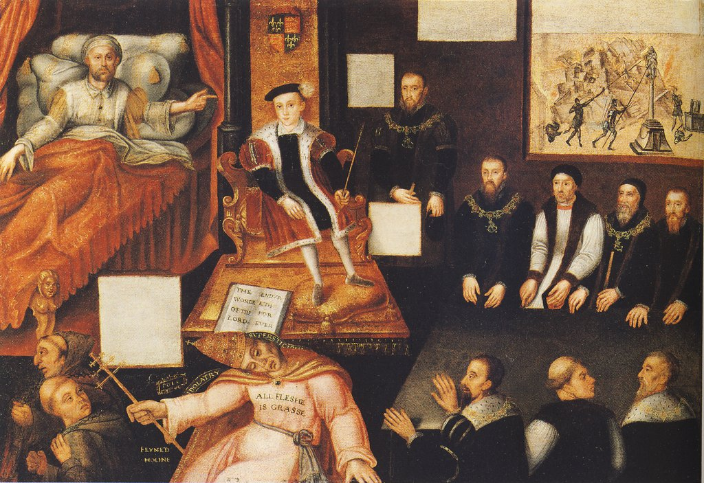 Henry VIII and the Church