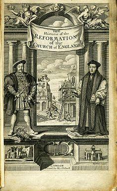 Henry VIII religion