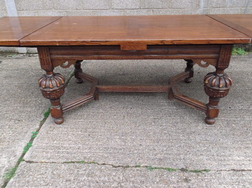 Jacobean dining tables