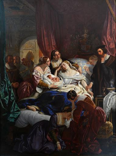 Jane Seymore's death