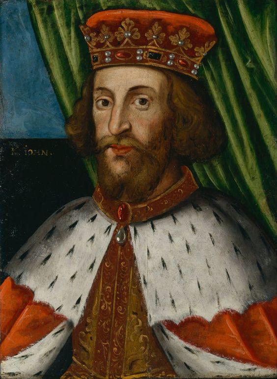John Plantagenet, King of England