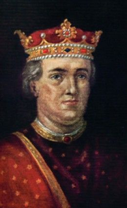 King Henry II of England