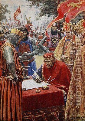 King John's Magna Carta