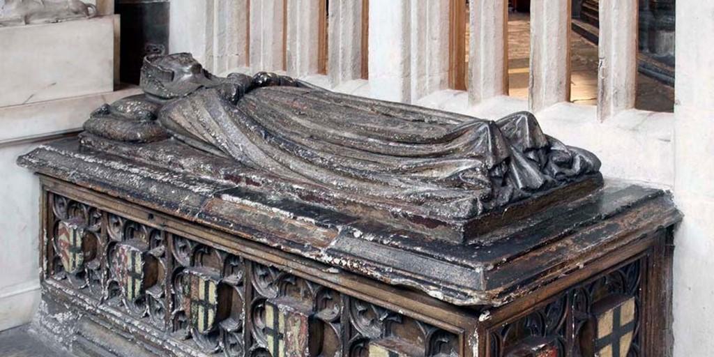 Lady Philippa Mohun Tomb - Canterbury Cathedral