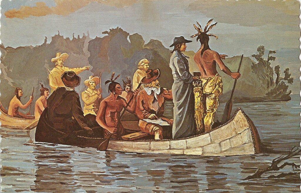 Louis Jolliet voyage