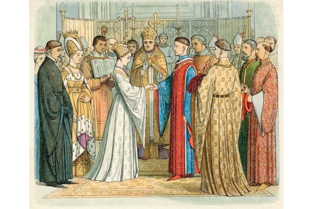 Marriage in Elizabethan time