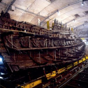 MaryRose-ship hall
