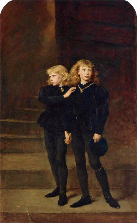 Princes in the Tower - Edward and Richard