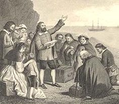Puritanism – Why did the Puritans leave England?