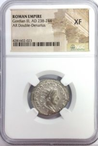 Roman-denarius