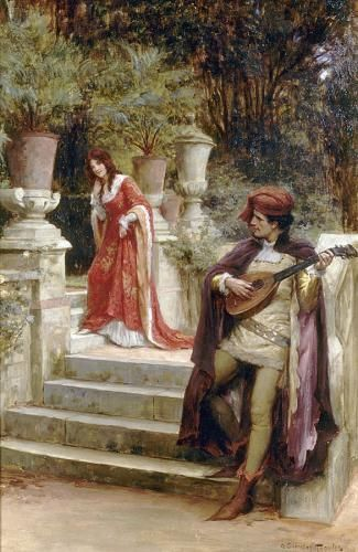 Romance in the 16th century