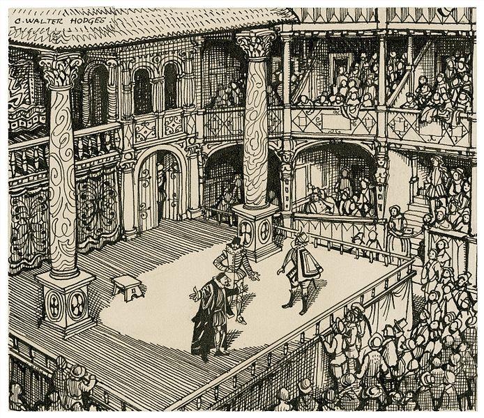 Shakespearean theatre