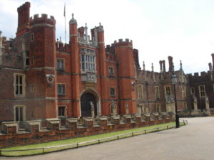 The Hampton Court Palace